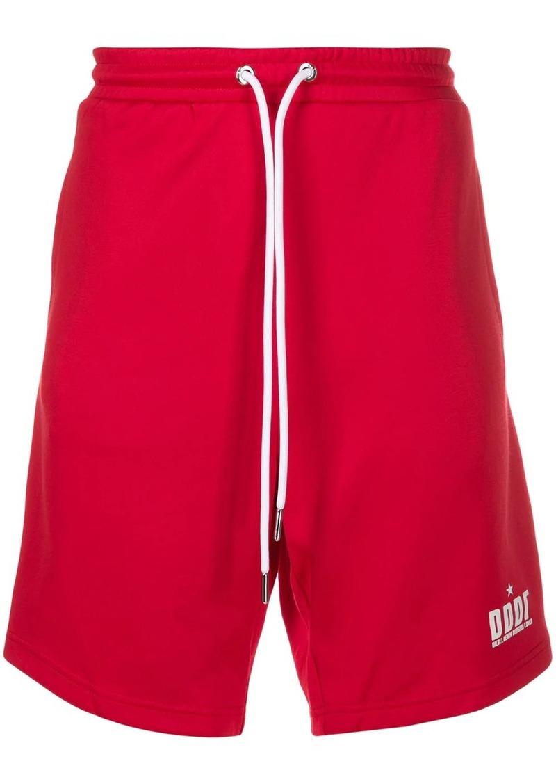 Diesel P-Mikhail track shorts