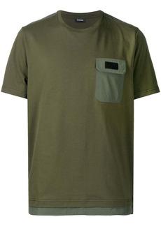 Diesel patch pocket T-shirt