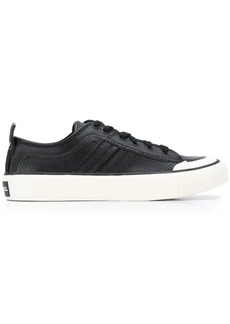 Diesel perforated low-top sneakers