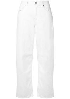 Diesel plain wide jeans