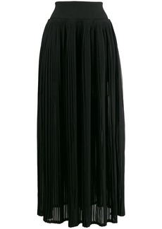 Diesel pleated skirt