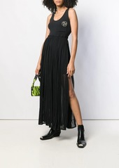 Diesel pleated skirt dress