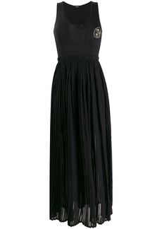 Diesel pleated skirt dress