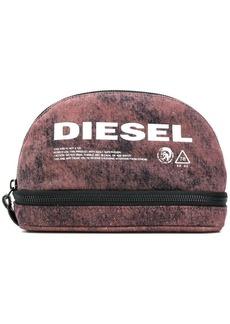 Diesel printed purse