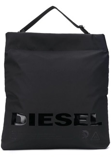 Diesel printed shopping bag
