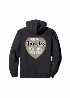 Real Trucks Spark Plugs Shirt Diesel Turbo Brothers Mechanic
