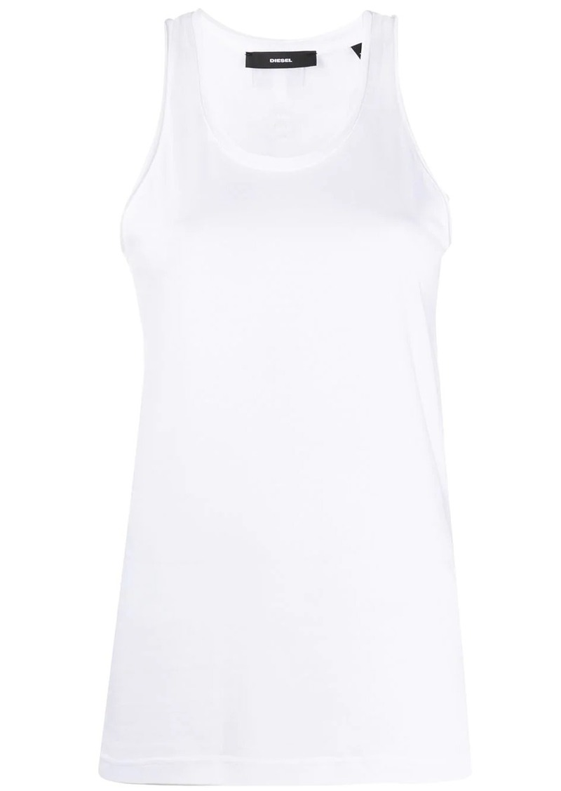 Diesel ring detail tank top