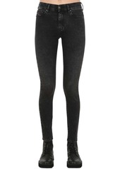 Diesel Roisin High Rise Skinny Denim Jeans
