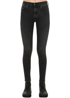 Diesel Roisin High Rise Skinny Denim Jeans