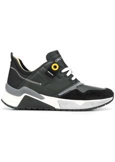 Diesel running-style sneakers