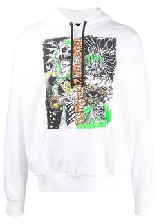 Diesel S-Alby-D1 relaxed-fit hoodie