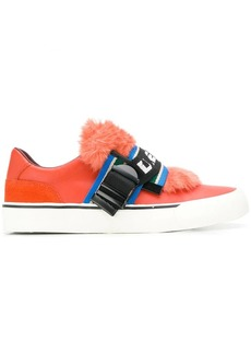 Diesel S-Flip low buckle sneakers