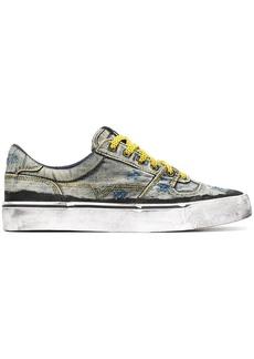 Diesel S-Flip Low denim sneakers
