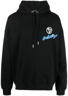 Diesel S-Ummer-E4 graphic hoodie