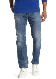 Diesel Safado Pantaloni Regular Slim Straight Fit Jeans