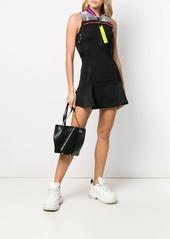 Diesel scuba knit short dress