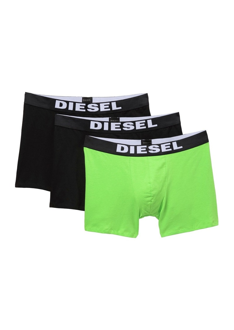 Diesel Sebastien Boxer Trunk - Pack of 3