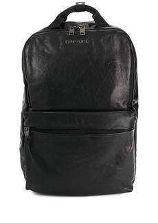 Diesel sheepskin backpack