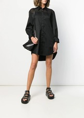 Diesel shirt mini dress