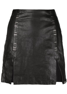 Diesel short fitted skirt