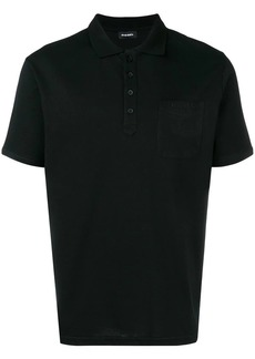 Diesel short sleeved polo shirt