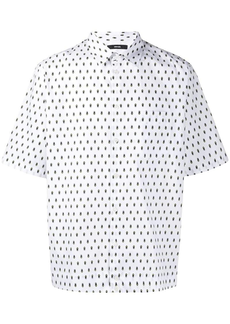 Diesel short sleeved shirt