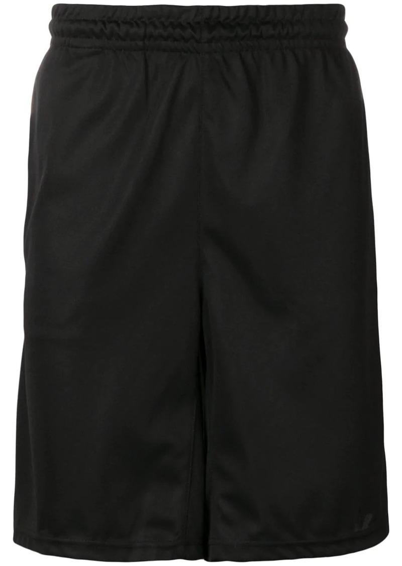 Diesel side stripe shorts