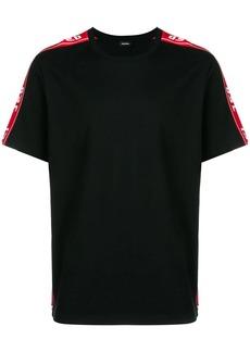Diesel side stripe T-shirt