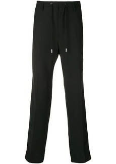Diesel side stripe trousers