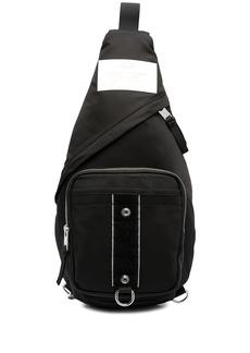 Diesel Spook single-strap backpack