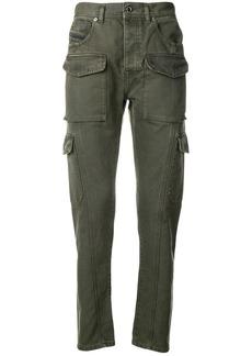 Diesel skinny cargo trousers
