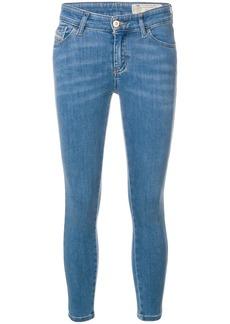 Diesel skinny cropped jeans