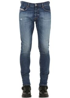 Diesel Skinny Fit Cotton Denim Jeans