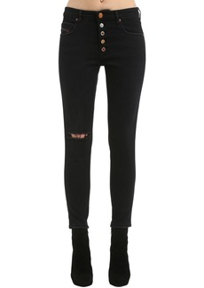 Diesel Skinny Cotton Denim Jeans