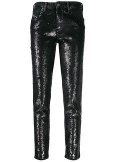 Diesel skinny sequin jeans