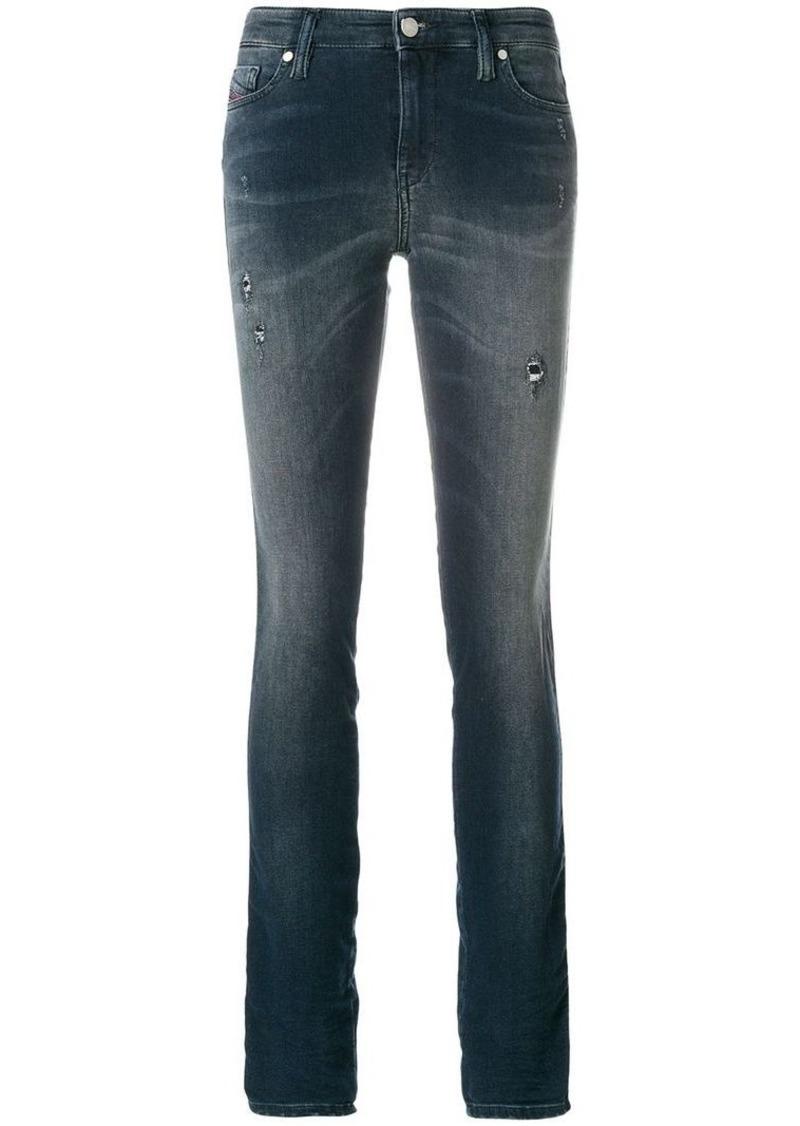 Diesel Skinzee distressed jeans