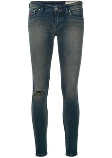 Diesel Skinzee-low-zip 084XF jeans