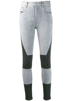 Diesel Slandy high-waist jeans