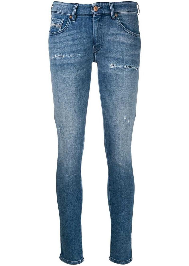 Diesel Slandy Low skinny jeans