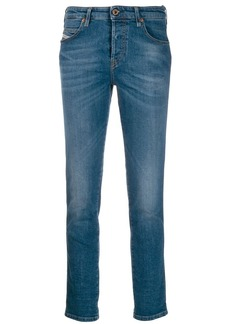 Diesel slim faded jeans