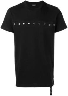 Diesel slim fit eyelet T-shirt