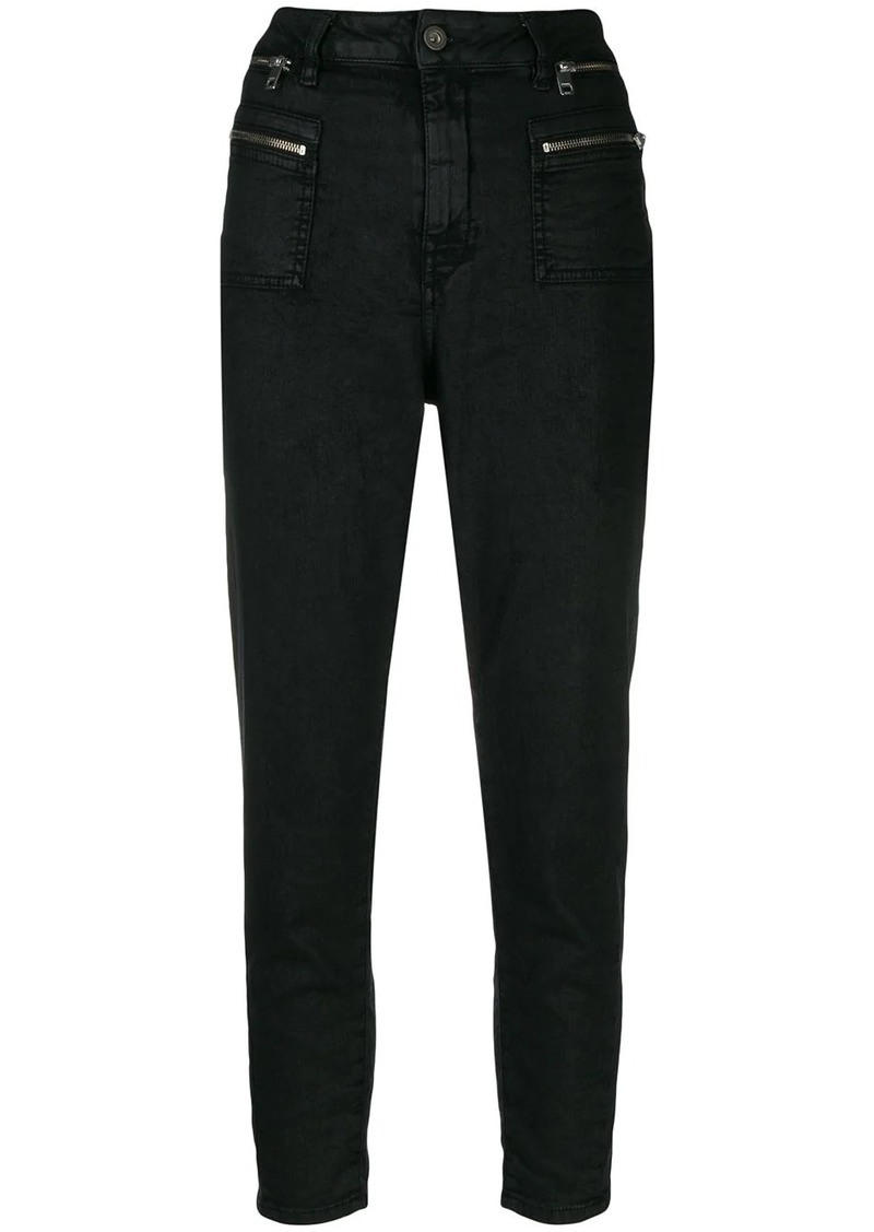 Diesel slim-fit tapered jeans