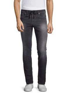 Diesel Slim-Fit Thommer Drawstring Jeans