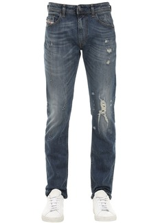 Diesel Slim Thommer Cotton Denim Jeans