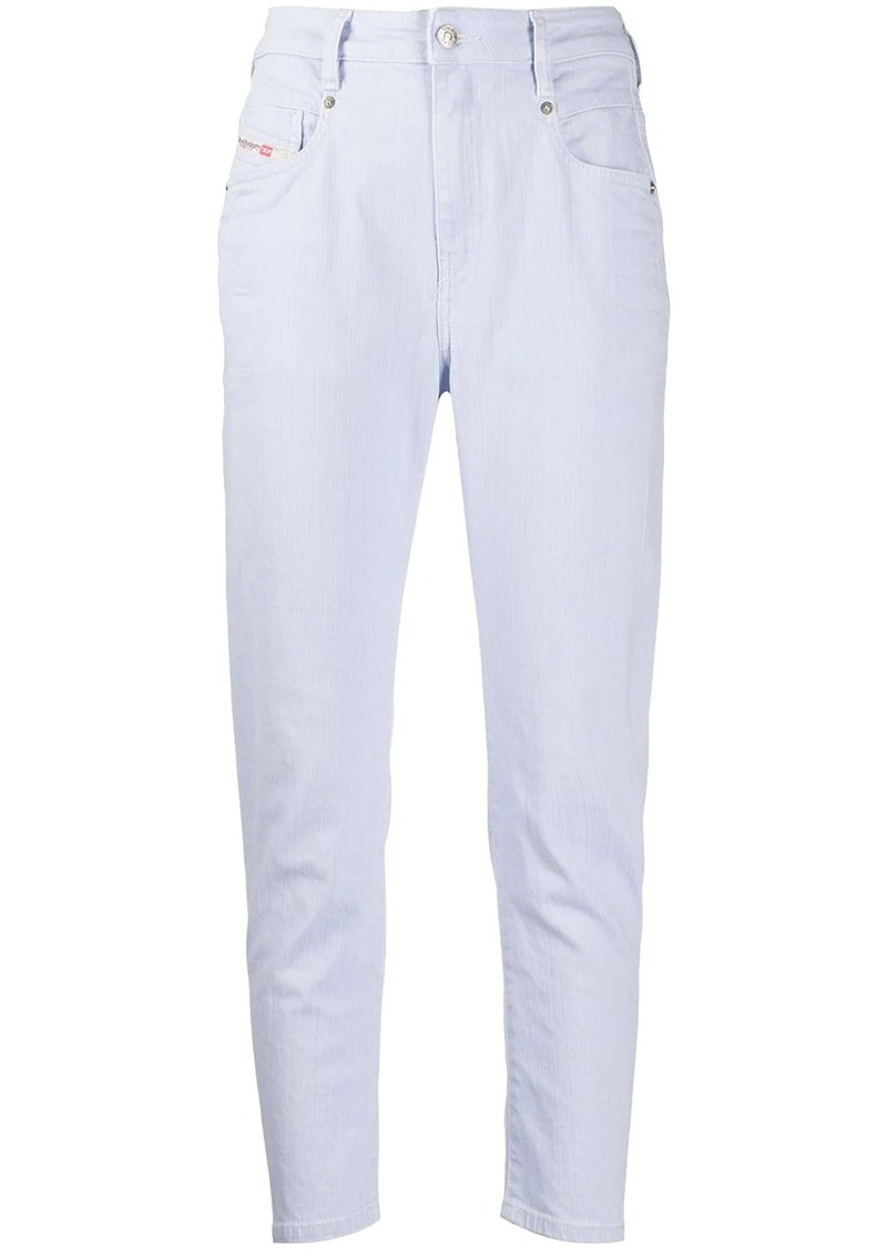 Diesel slouchy fit jeans