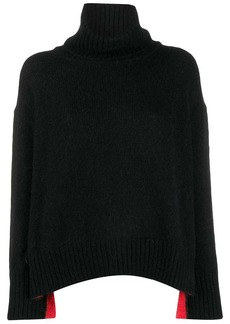 Diesel slouchy knit sweater