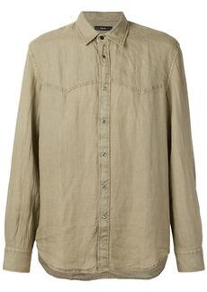 Diesel snap button shirt