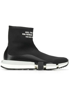 Diesel sock hi-top sneakers