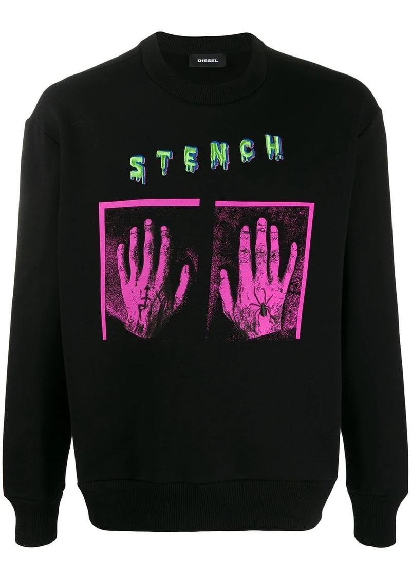 Diesel Stench sweatshirt