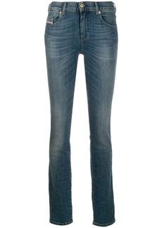 Diesel stonewashed skinny jeans